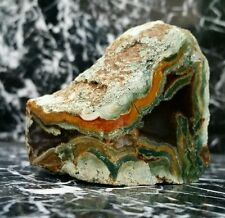Amaizing Natural Orpheus Agate from Bulgaria 5.05 oz
