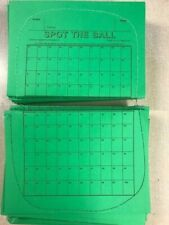 5 Tickets - 100 Spaces Spot the Ball - Ideal for Fundraising