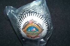 2004 Colorado Rockies Spring Training textured snake skin like ball baseball MLB