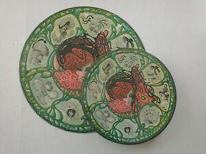Vintage Springbok Puzzle - Les Chapeaux de L'Histoire - Hats Throught History -