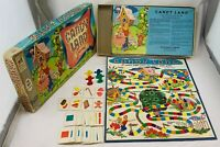 1962 Candy Land Game by Milton Bradley Complete in Good Condition FREE SHIP