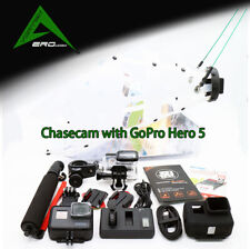 Chase Cam Universal Chase Cam Follow Cam with Gopro Hero 5 Paramotor Paraglider