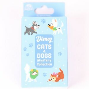 Cats and Dogs Mystery Collection Unopened Box Disney Pin