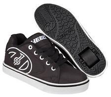 Heelys vopel Zapatillas con ruedas -negro/blanco + GRATIS DVD