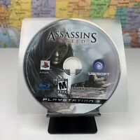 SHIPS SAME DAY Assassin's Creed Sony PlayStation 3 2007 AC 1 PS3 Game Disc Only