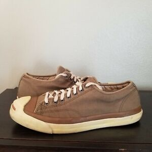 Vintage Converse by John Varvatos Jack Purcell Men's 10 cons rubberized rare $$$