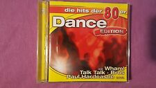 COMPILATION - THE HITS DER '80 (IRENE CARA WHAM DEAD OR ALIVE...). DOUBLE CD