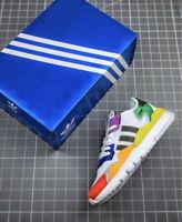 🌈🌈Adidas Originals Nite Jogger PRIDE Mens Trainers Shoes UK 6.5 US 7 🌈🌈 BNIB