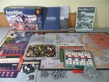 Axis and Allies Revised (2004) and Europe (1999) -BOTH Full Games.