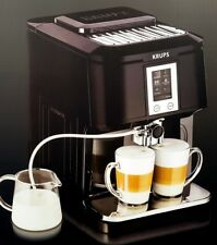 Krups EA8808 Two in One Touch Kaffeevollautomat Cappuccino Espressomachine NEU