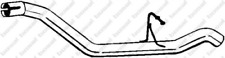 Abgasrohr für Abgasanlage Hinterachse BOSAL 840-119