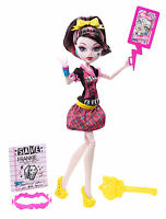 Monster High Draculaura FATALE FUSION Freaky Fusion Save Frankie OVP CBX40