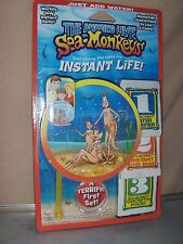 The Amazing Live Sea Monkeys Refill kit. A Great science toy for school or Home