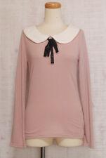 allamanda Long Sleeve tops Japanese Style Fashion  Lolita Kawaii Cute 11
