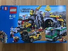 Lego The Mine City - 4204