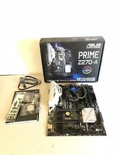Asus Prime Z270-A DDR4 ATX Motherboard Cpu And Ram Bundle