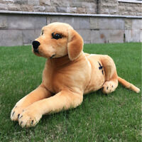 75cm Labrador Dog Plush Toys Doll Emulational Big Stuffed Realistic Animals gift