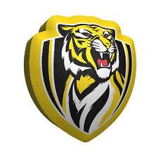 Richmond Tigers AFL Fabric Logo Shape Cushion Pillow Man Cave Bar Christmas Gift