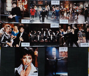 STEPPING OUT 8 x L.C French 1991 Liza MINNELLI