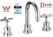 Spencer Bathroom Vanity Basin Tap Set Chrome