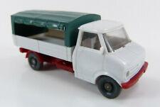 Bedford Blitz Transporter Pritsche/P. grau-grün Wiking 1:87 H0 ohne OVP [SU4-A1]
