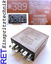 Relais Nr 389 SIEMENS UH2 72WA403 VW 4B0955531C Wischerrelais original