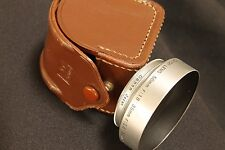 early  Canon  rangefinder hood , lens shade,  for  50mm 1,8 , 35mm f 3,2