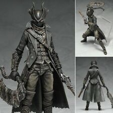 Figma 367 Bloodborne Hunter action figure Max Factory (100% authentic)