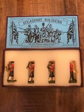 Steadfast Soldiers SF69 Ludhiana Sikhs Band 4 Hand Painted Figures MINT