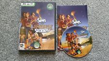The Sims Naufragé Stories PC DVD Rom