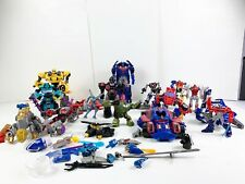 Big Lot of Transformers Prime Bumblebee Others and Parts