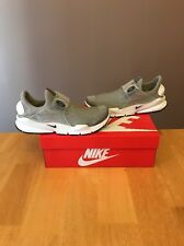 Nike Sock Dart Medium Grey/Black-White Gray ( 819686-002 ) SIZE 9 Max Boost $130