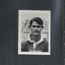 COLINVILLE-FOOTBALL INTERNATIONALS 1958-#26- CHARLTON - HEWIE