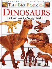Big Book of Dinosaurs DK Publishing Hardcover