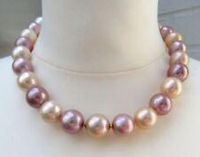 Collares y colgantes de joyería con perlas oro