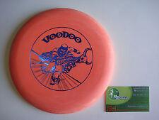 Disc Golf Gateway Ltd Ed 174g Soft Voodoo Witch Doctor Comic Art Putter Orange