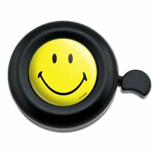 Smiley Smile Happy Yellow Face Bicycle Handlebar Bike Bell