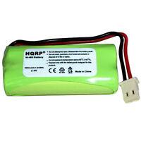 Hqrp Batterie pour At&t EL52100 EL52110 Maison Téléphone sans Fil