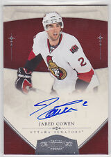 2010 10-11 Dominion #210 Jared Cowen Autograph RC Rookie 39/199