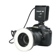 Aputure Amaran CRI95 + Halo AHL-HC100 Led Ring Flash Light for Canon DSLR Camera