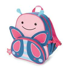 Skip Hop Zoo Pack Childrens Animal Back Pack For School or Nursery - BUTTERFLY