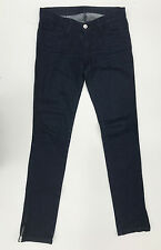 ksubi tsubi 'SUPER SKINNY ZIP' Jeans W25 L32 EUC RRP $289 Womens