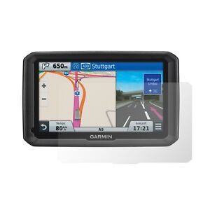 2 x Screen Protector Full cover of the glass, GPS Garmin Dezl 570, 570LMT 5 inch