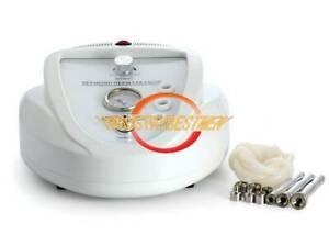 New 3-1 Diamond Microdermabrasion Dermabrasion Facial Peel Vacuum Spray Machine
