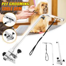 26'' Foldable Pet Dog Grooming Table Arm Adjustable Clamp Bracket Harness Leash