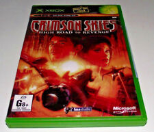 Crimson Skies High Road to Revenge XBOX Original PAL *Sealed Brand New*