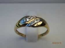 Unbranded Band Natural Yellow Gold Fine Rings