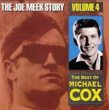 JOE MEEK STORY VOL 4 BEST OF MICHAEL COX CD ANGELA JONES ALONG CAME CAROLINE