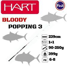 HART OFFSHORE PELAGIC SPINNING ROD HART BLOODY POPPING 3