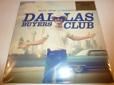Dallas Buyers Club (colonna sonora) ** Ltd Ed. numbered ORO + BLUE VINYL - 2 LP ** NEW **